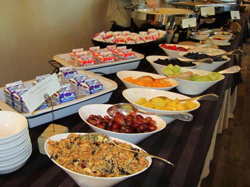 Free Buffet Breakfast