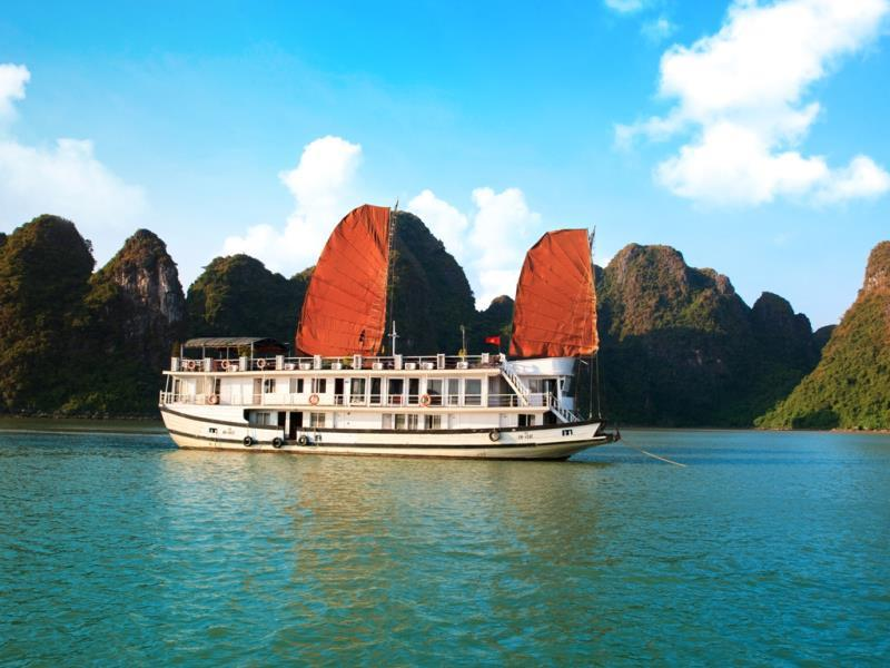 GOLDEN SUN HALONG