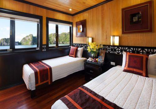 Phòng cabin Twin