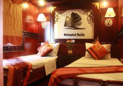 Cabin hai giường