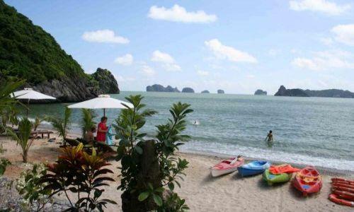 Halong - Cat Ba Island 3 Days Trip - 2 Nights at hotel in Cat Ba