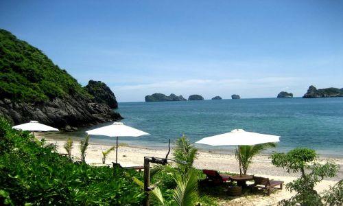 Halong Bay 2 days 1 night at hotel in Cat Ba Island