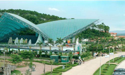 Halong-Cat Ba-Tuan Chau Island 3 days trip - hotels overnight