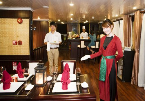 Bhaya Cruise - Restaurant Services