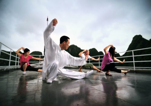 Bhaya Cruise - Tai Chi Exercise