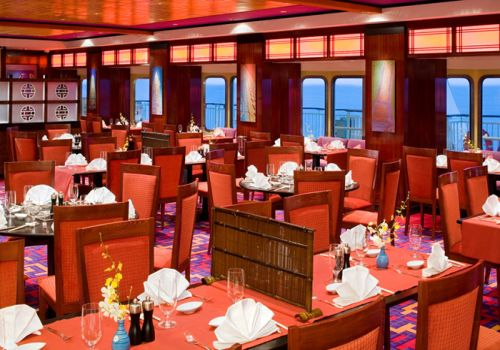 Restaurant - Ginger Cruise