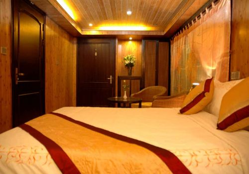 Luxury Cabin-Ginger Cruise