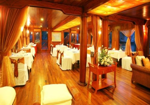 Delicious Meals - Ginger Cruise