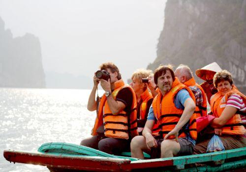 Glory Premium Cruise - Kayaking