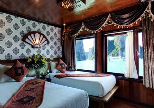 Glory Premium Cruise - family suite cabin