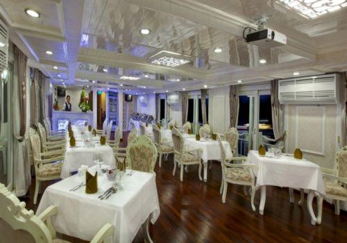 Signature Halong Cruise - Restaurant