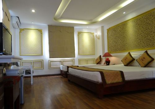Triple Family Room- Thaison Palace Hotel